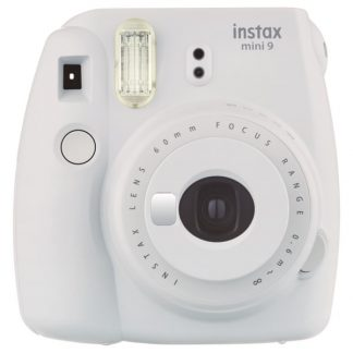 Kamera Instax Mini 9 Smokey White