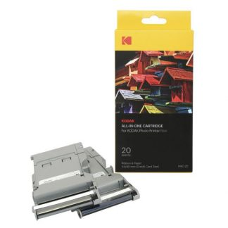 Kodak Cartridge 2,1x3,4 - 20-pack