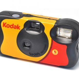 Kodak Engångskamera med blixt 27 bilder