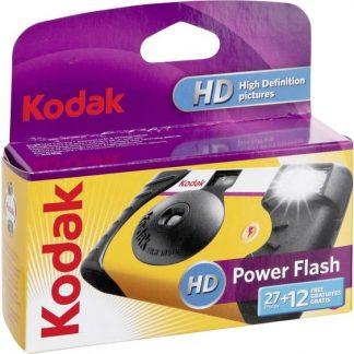 Kodak Power Flash Engångskamera 1 st med inbyggd blixt