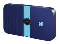 Kodak Smile - Digitalkamera - kompakt med PhotoPrinter / 10.0 MP (interpolerat) - blå