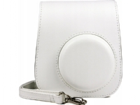 LoveInstant Bag Carrying Case Pouch Case For Fujifilm Instax Mini 11 - White/White