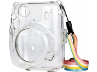 LoveInstant Bag Carrying Case Pouch Sleeve Case For Fujifilm Instax Mini 11 - Transparent