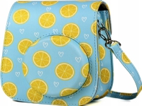 LoveInstant Pouch Case Pouch Pouch For Fujifilm Instax Mini 11 - Lemon