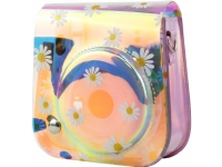 LoveInstant Pouch Case Pouch Pouch For Fujifilm Instax Mini 11 - White Daisies
