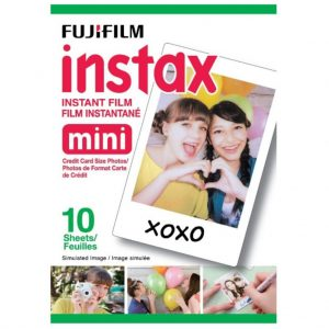 Not specified 20 st Vit FUJIFILM Instax Mini Instant Film 5,4 x 8,6 cm