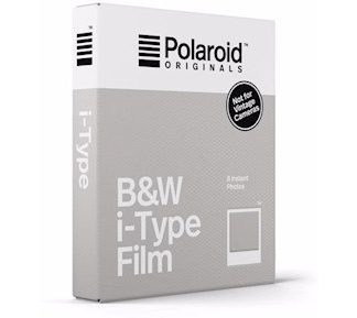 Polaroid 1-pack B&W film for i-Type