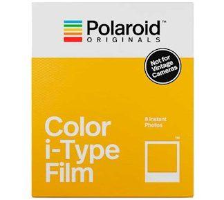 Polaroid 1-pack Color film for i-Type