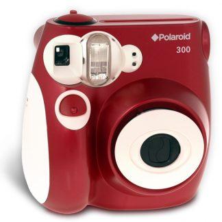 Polaroid 300 Röd