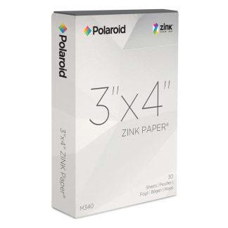 Polaroid 3x4 ZINK Paper