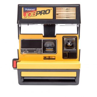 Polaroid 600 Camera, Job Pro