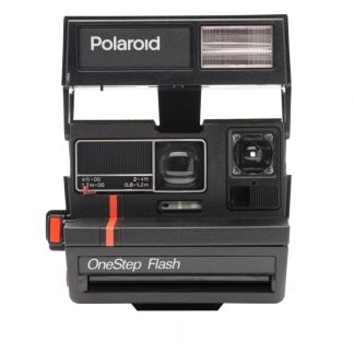 Polaroid 600 Camera, Square