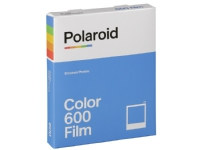 Polaroid Color 600 Film, 8 styck