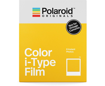 Polaroid Color i-Type Film