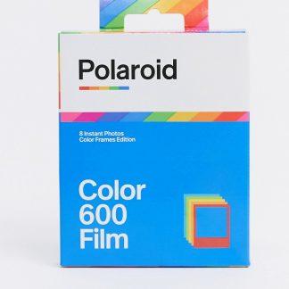 Polaroid - Färgfilm för 600 färgad kant-Ingen färg