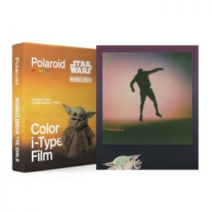 Polaroid Film till Polaroid Now The Mandalorian Edition