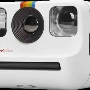 Polaroid - Go Point & Shoot Pocket Camera - White