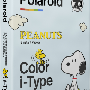 Polaroid - I-TYPE COLOR FILM PEANUTS EDITION