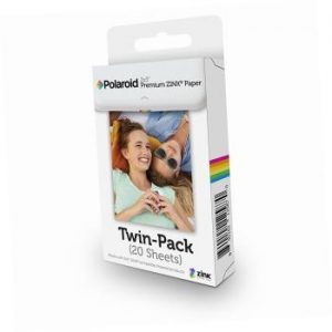 Polaroid - Instant Zink Paper 20-Pack