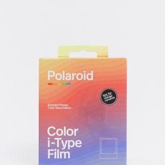 Polaroid - Limited Edtion i-Type Colour Film Wave Edition - Färgfilm-Ingen färg