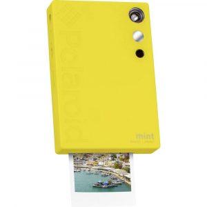 Polaroid Mint Camera Direktfilmskamera 16 Megapixel Gul