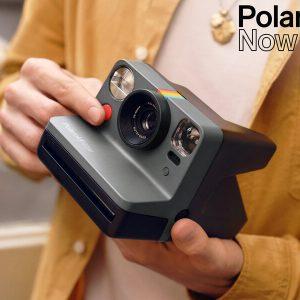 Polaroid Now Direktfilmskamera