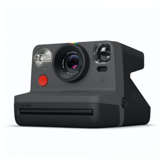 Polaroid Now Direktfilmskamera Svart