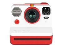 Polaroid Now - Instant camera - 600-typ/i-Typ röd