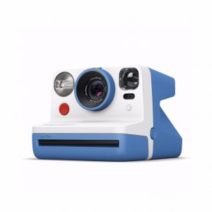 Polaroid - Now Point & Shoot Camera - Blue