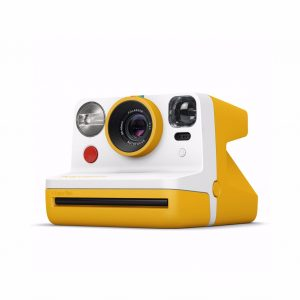 Polaroid - Now Point & Shoot Camera - Yellow
