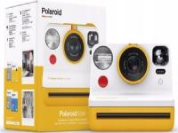 Polaroid Now White, Yellow