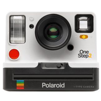 Polaroid OneStep 2 Direktfilmskamera White