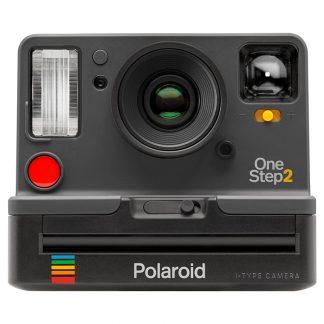 Polaroid OneStep 2 VF Direktfilmskamera Grafitgrå