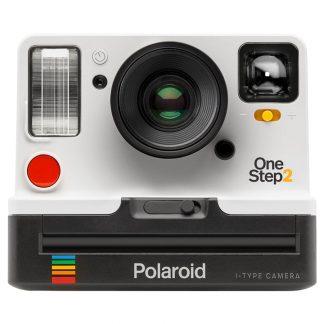 Polaroid OneStep 2 VF Direktfilmskamera Vit