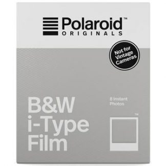 Polaroid Originals / Film 8st för I-type Sv/Vit