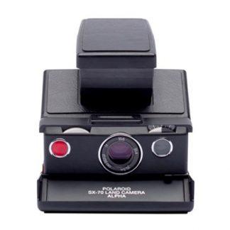 Polaroid Originals Sx-70 - Black