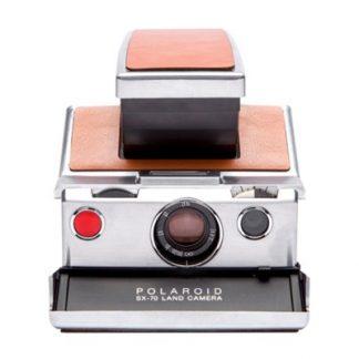 Polaroid Originals Sx-70 - Silver
