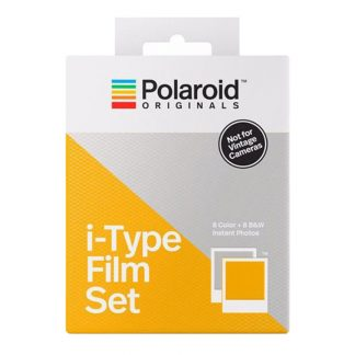 Polaroid Originals i-Type Film Dubbelpack SV/F