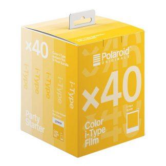 Polaroid Originals i-Type Film Färg 40-pack