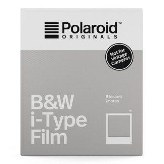 Polaroid Originals i-Type Film Svartvitt