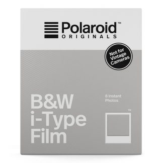 Polaroid Originals i-Type Film Svartvitt