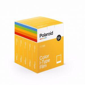 Polaroid Originalt - Polaroid Color film I-Type 40-pack