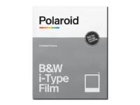 Polaroid - Svartvit film för snabbframkallning - I-type - ASA 640 - 8 exponeringar