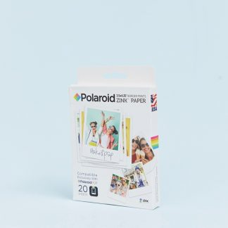 Polaroid - Zink - POP-film i 20-pack-Flerfärgad