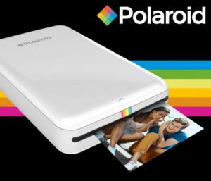 Polaroid fotoskrivare
